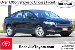 2017_FORD_Fusion_S FWD_ Roseville CA