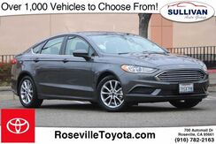 2017_FORD_Fusion_SE FWD_ Roseville CA