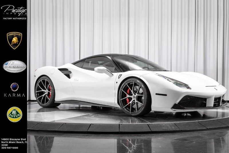 2017_Ferrari_488 GTB__ North Miami Beach FL