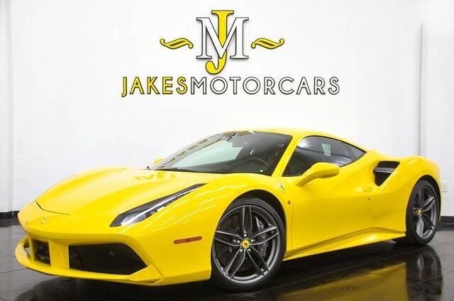2017 Ferrari 488 GTB ($329,432 MSRP!)~ SAVE $120,000 OFF NEW! San Diego CA