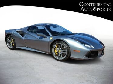 2017_Ferrari_488 Spider_Base_ Chicago IL
