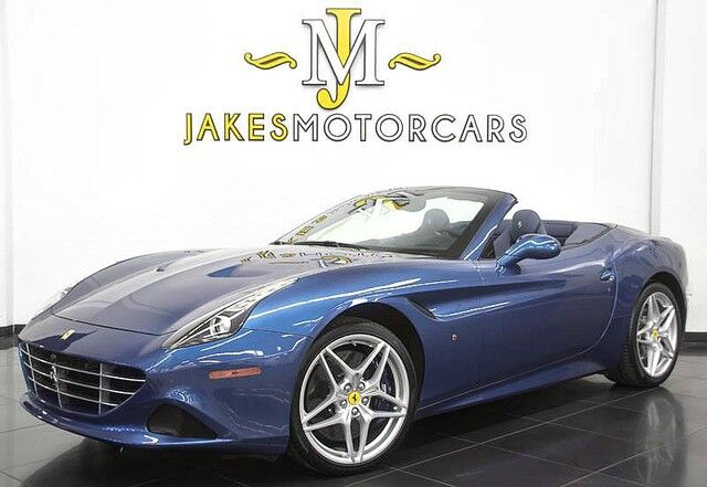 2017 Ferrari California T ($266,394 MSRP!!) *SPECIAL ORDERED CAR* *$62,000 IN OPTIONS* San Diego CA