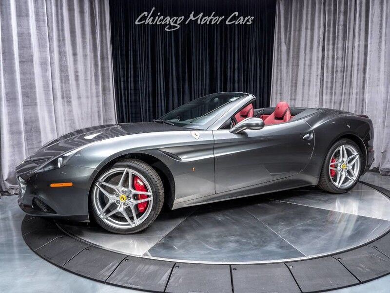 2017_Ferrari_California T_Convertible Only 7k Miles!_ Chicago IL