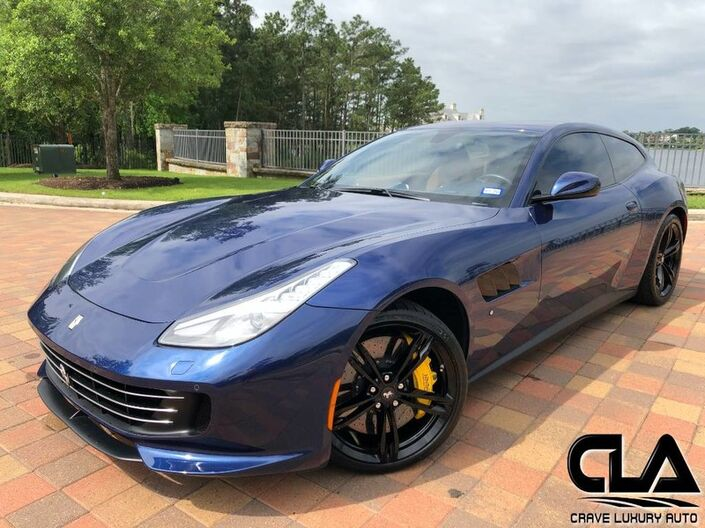 2017 Ferrari GTC4Lusso  The Woodlands TX