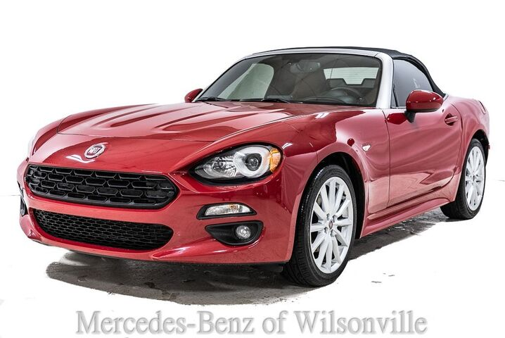 2017 Fiat 124 Spider Lusso Portland OR