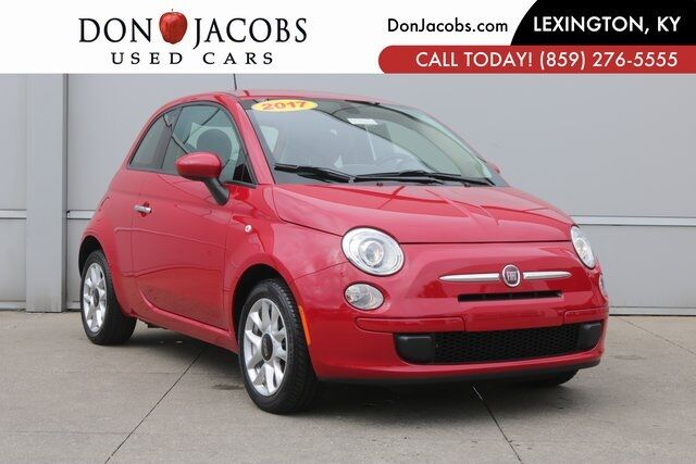 2017 Fiat 500 Pop Lexington KY