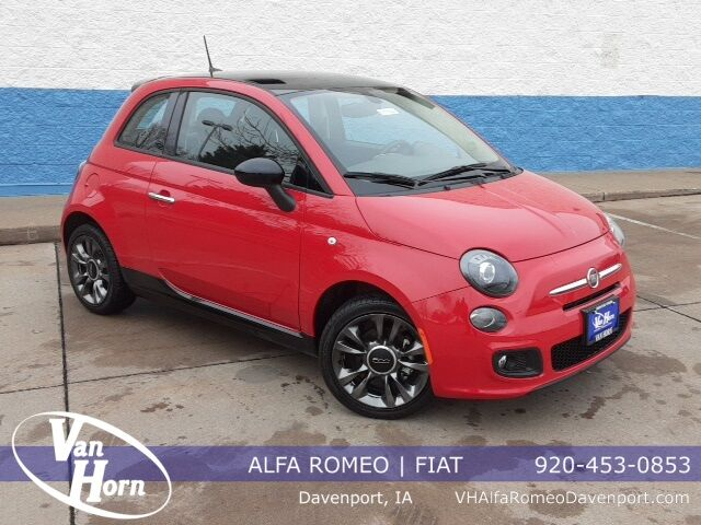 2017 Fiat 500 Pop Milwaukee WI