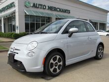 2017_Fiat_500e_Battery Electric Hatchback, Navigation, Cruise Control,Back-Up Camera,Blind Spot Monitor_ Plano TX