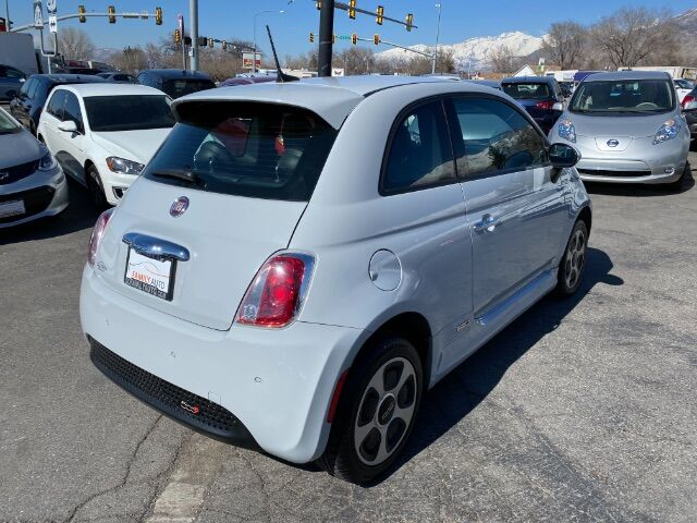 2017 Fiat 500e Battery Electric Hatchback Pleasant Grove UT