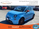 2017 Fiat 500e Battery Electric Hatchback