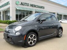 2017_Fiat_500e_Battery Electric Hatchback,Bluetooth Connection,Climate Control,Navigation System_ Plano TX