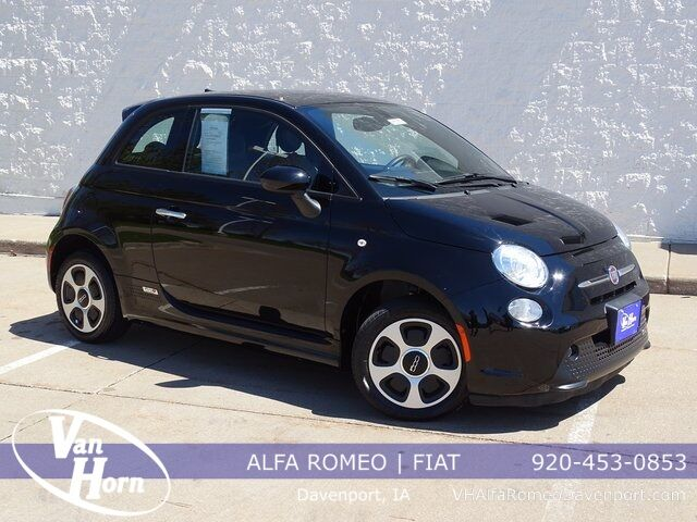 2017 Fiat 500e Battery Electric Plymouth WI