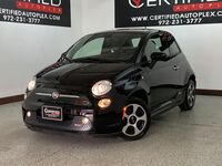 Fiat 500e ELECTRIC HATCHBACK NAVIGATION REAR PARKING AID HEATED LEATHER SEATS 2017