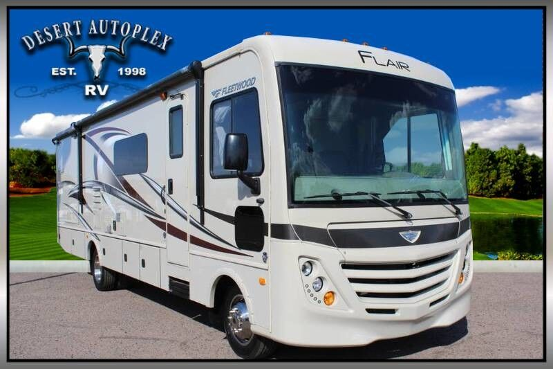 2017 Fleetwood Flair 31W Double Slide Class A RV Mesa AZ