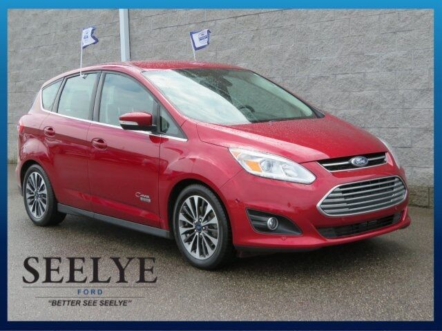 2017 Ford C-Max Energi Titanium Battle Creek MI