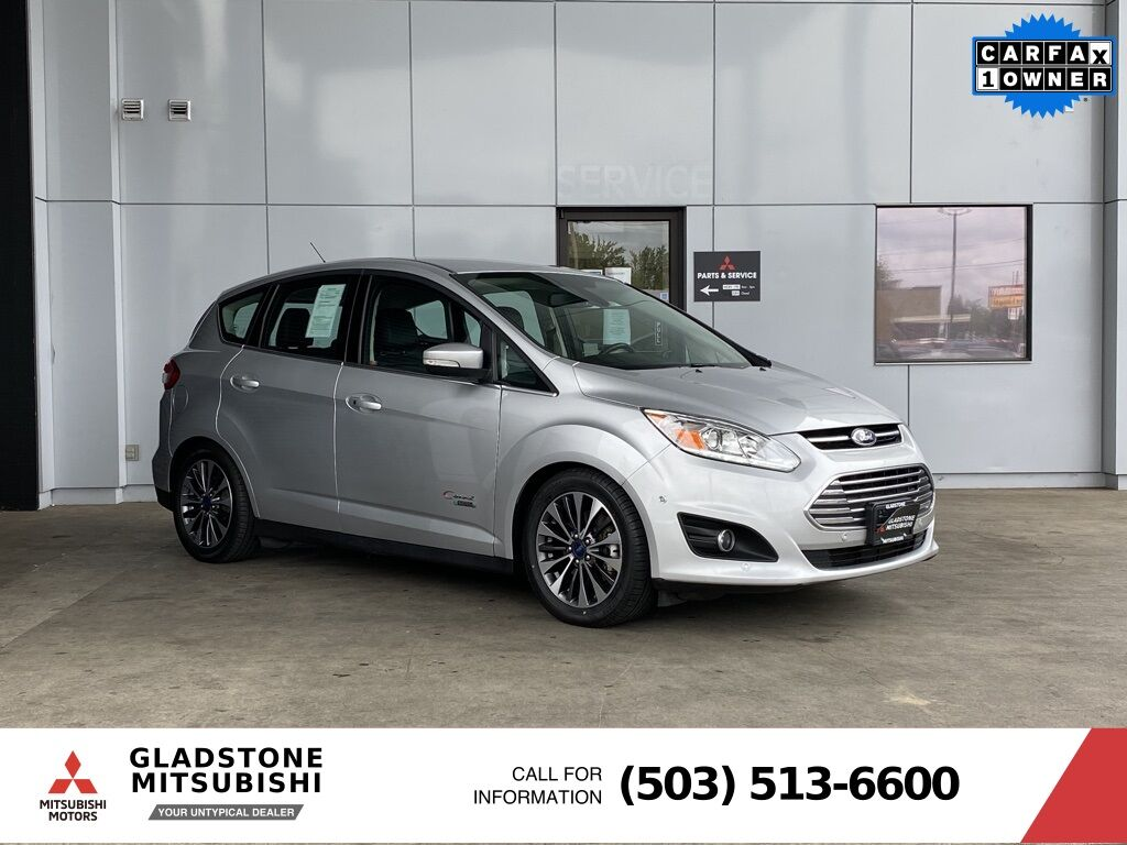 2017 Ford C-Max Energi Titanium Milwaukie OR