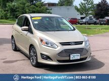 2017 Ford C-Max Energi Titanium South Burlington VT