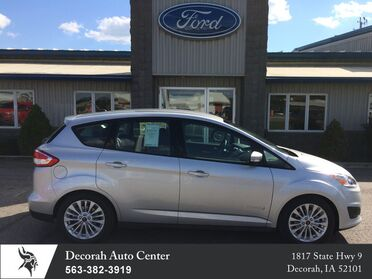 2017_Ford_C-Max Hybrid_SE_ Decorah IA