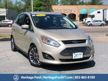 2017 Ford C-Max Hybrid Titanium South Burlington VT