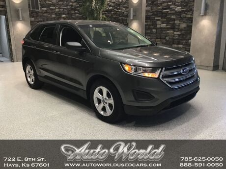2017 Ford EDGE SE AWD  Hays KS