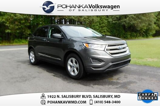 2017_Ford_Edge_SE ** ONE OWNER ** 27+ MPG **_ Salisbury MD