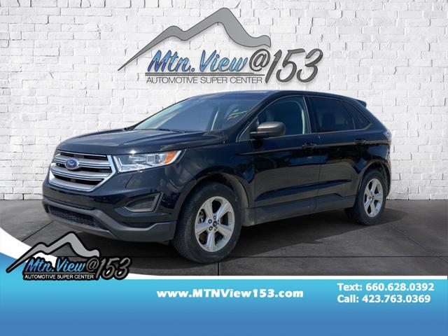 2017 Ford Edge SE Chattanooga TN