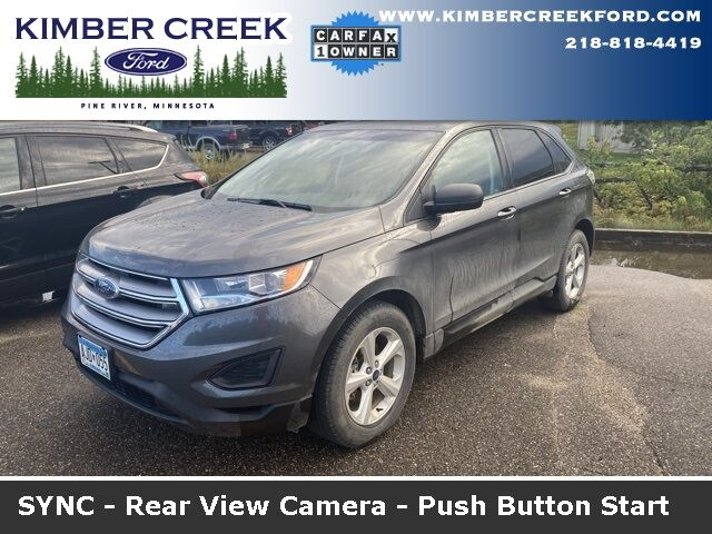 2017 Ford Edge SE FWD Pine River MN