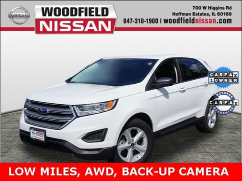 2017_Ford_Edge_SE_ Hoffman Estates IL