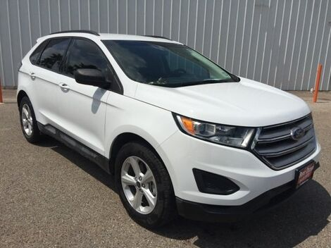 2017_Ford_Edge_SE_ Mission TX