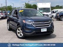2017 Ford Edge SE South Burlington VT