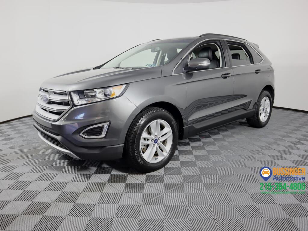 2017 Ford Edge SEL - All Wheel Drive w/ Navigation Feasterville PA