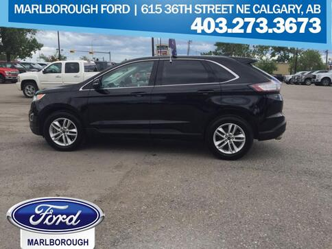 2017_Ford_Edge_SEL  - Certified - Bluetooth -  Heated Seats_ Calgary AB