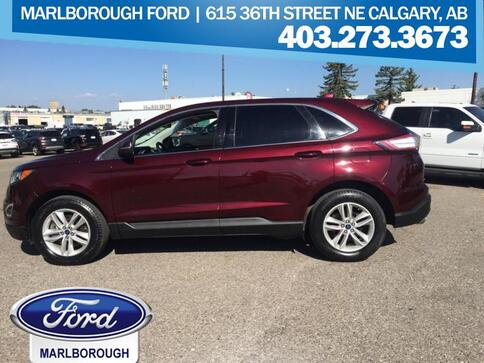 2017_Ford_Edge_SEL  - Certified_ Calgary AB