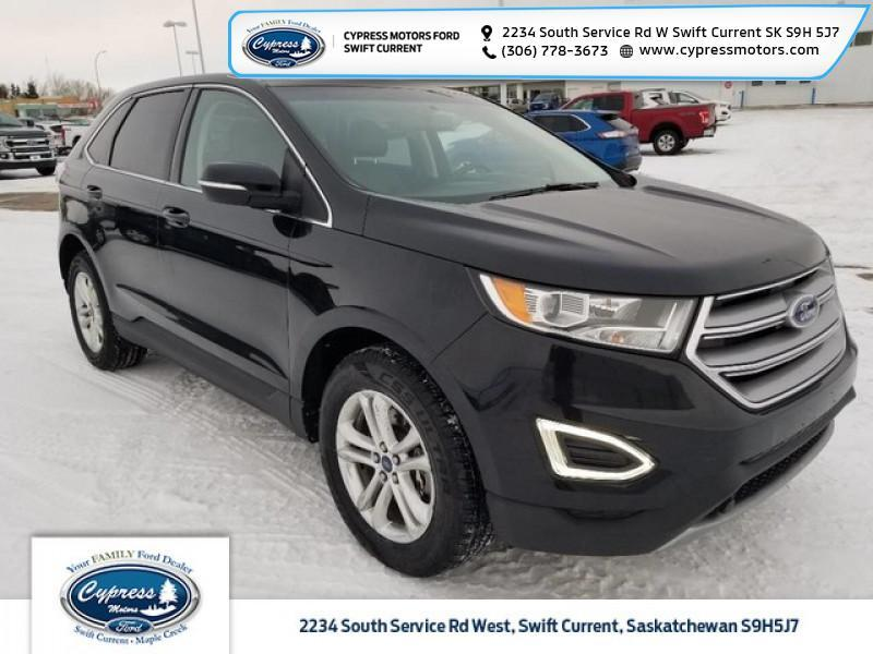 2017 Ford Edge SEL  - Utility Package - $186 B/W Swift Current SK
