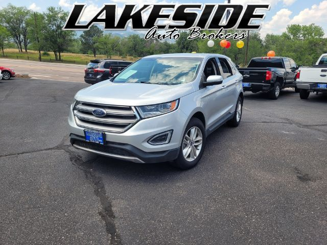 2017 Ford Edge SEL AWD Colorado Springs CO