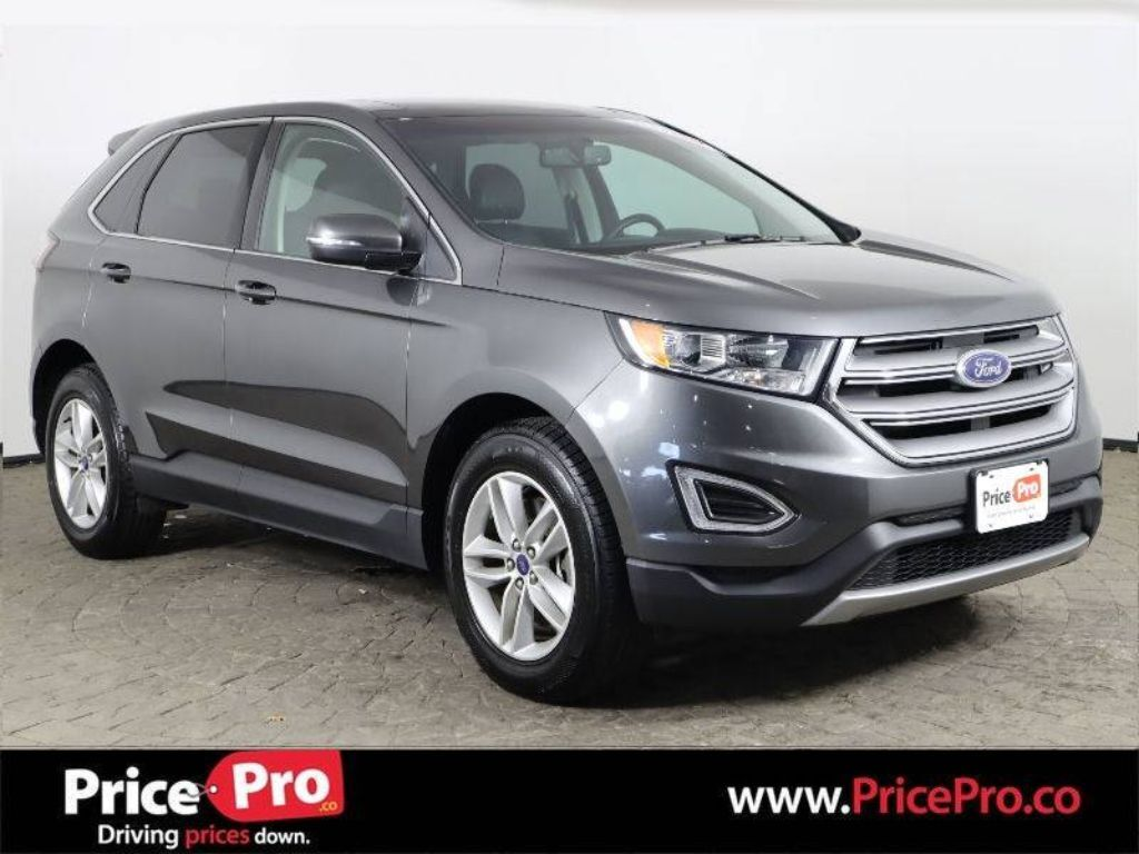 2017 Ford Edge SEL AWD Ecoboost w/Nav/Pano Roof