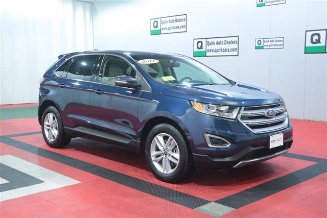 2017 Ford Edge SEL AWD Quincy MA