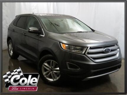 2017_Ford_Edge_SEL AWD_ Coldwater MI