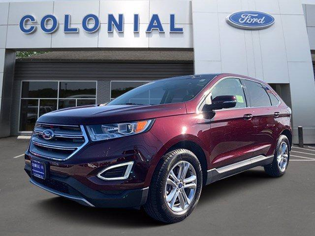 2017 Ford Edge SEL AWD Marlborough MA