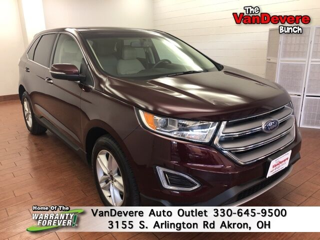 2017 Ford Edge SEL Akron OH