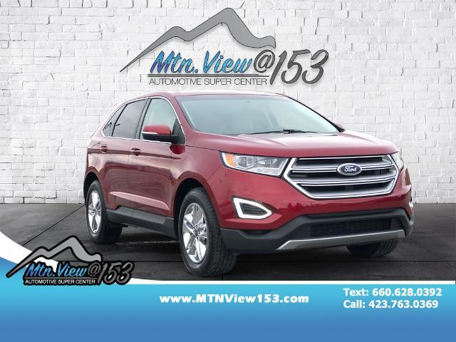 2017 Ford Edge SEL Chattanooga TN