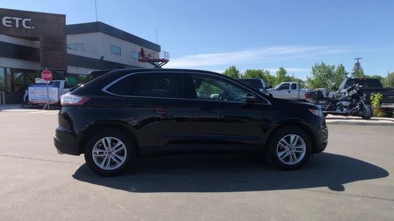 2017 Ford Edge SEL FWD Leather, Nav , Parking Distance Control etc... Greater Sudbury ON