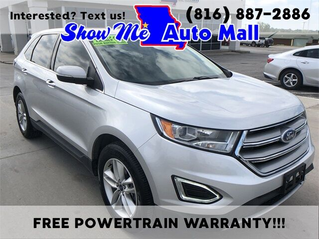 2017 Ford Edge SEL Harrisonville MO