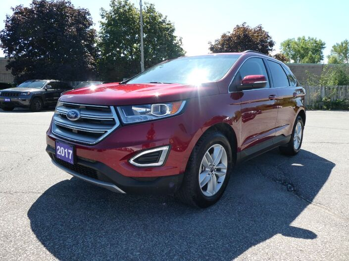 2017 Ford Edge SEL Heated Seats Navigation Back Up Cam Essex ON