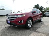 2017 Ford Edge SEL Heated Seats Navigation Remote Start