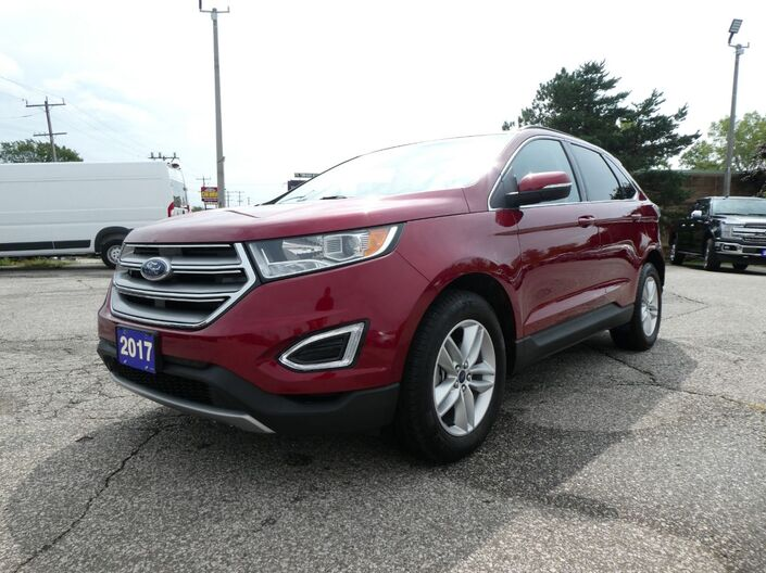 2017 Ford Edge SEL Heated Seats Navigation Remote Start Essex ON