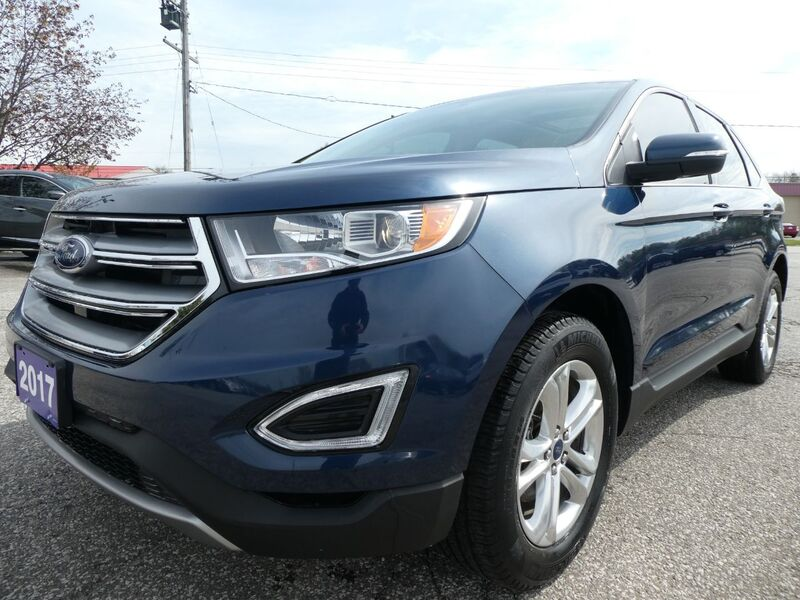 2017 Ford Edge SEL Heated Seats Panoramic Roof Navigation Essex ON