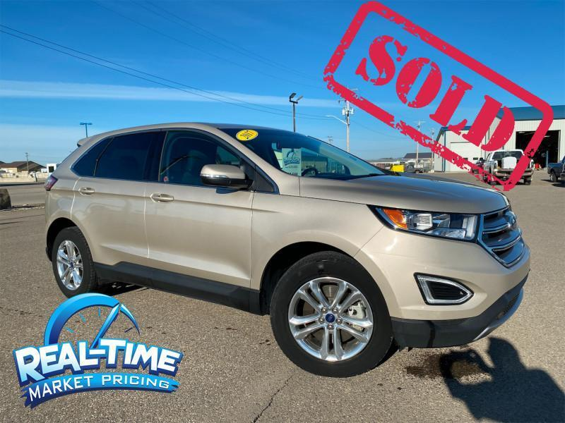 2017_Ford_Edge_SEL_ High River AB