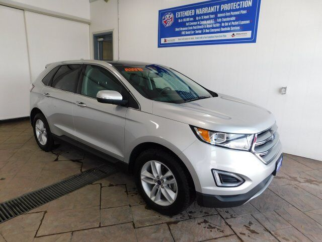 2017 Ford Edge SEL LEATHER NAVI SUNROOF Listowel ON