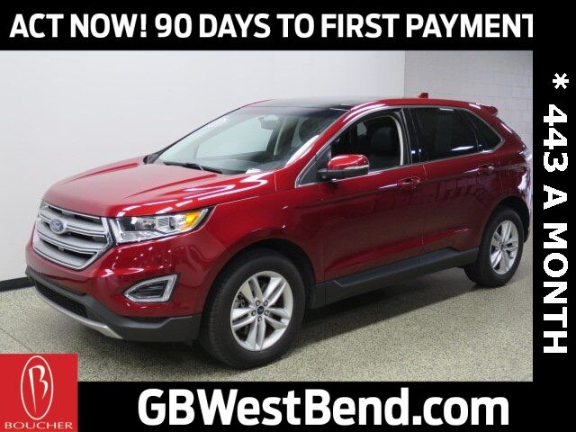 2017 Ford Edge SEL West Bend WI